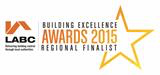 Building Excellence Awards 2015 Finalist